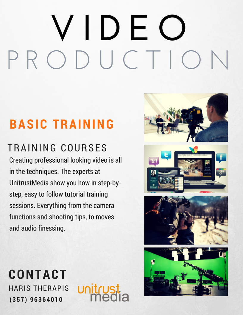 video-production-training