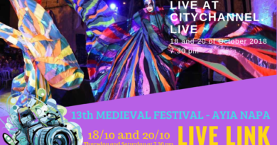 13th Ayia Napa Medieval Festival: Day 6th and 8th LIVE by Citychannel.live