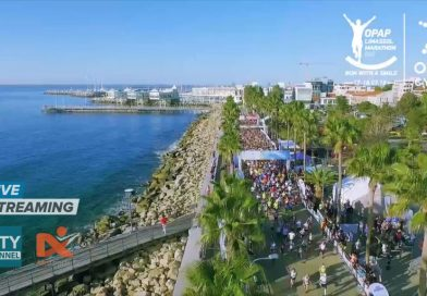 LIVE 🔴 TO LIMASSOL MARATHON ΣΤΟΝ ALFASPORTS TV ΚΑΙ ΣΤΟ CITYCHANNEL!